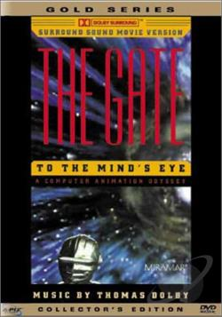 Gate to the Mind's Eye DVD Cover Art