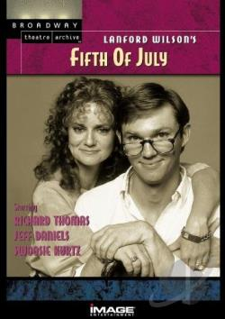 Fifth of July DVD Cover Art