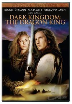 Dark Kingdom: The Dragon King DVD Cover Art