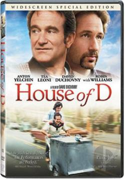 House of D DVD Cover Art