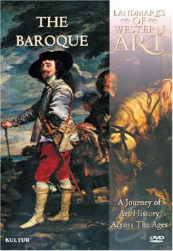 Landmarks of Western Art 3: Baroque to Neoclassicism DVD Cover Art