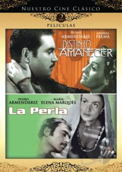 Distinto Amanecer/ La Perla DVD Cover Art