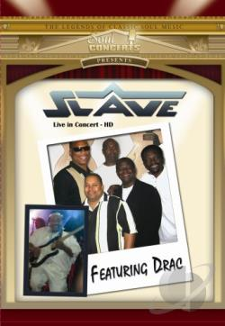 Slave - Live in Concert DVD Cover Art