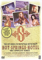 Hot Springs Hotel: The Complete Series DVD Cover Art