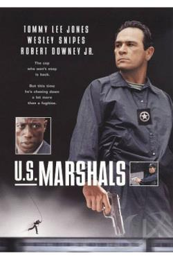 U.S. Marshals DVD Cover Art