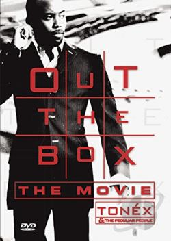 Tonex - Out The Box DVD Cover Art