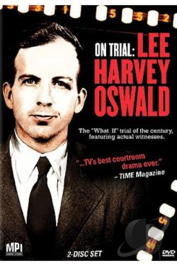 On Trial: Lee Harvey Oswald DVD Cover Art