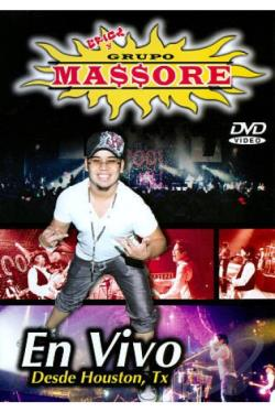 Grupo Massore: En Vivo desde Houston, TX DVD Cover Art
