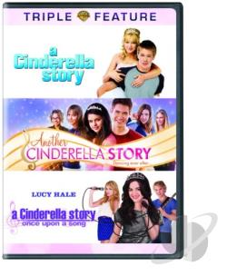 Cinderella Story Collection DVD Cover Art