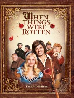 When Things Were Rotten DVD Cover Art