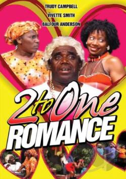 2 to One Romance DVD Cover Art
