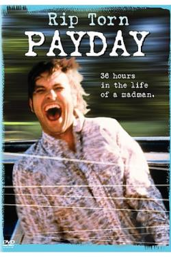 Payday DVD Cover Art