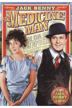 Medicine Man DVD Cover Art