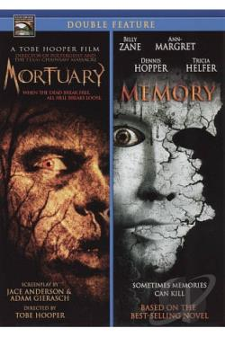 Mortuary/Memory DVD Cover Art