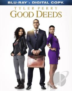Tyler Perry's Good Deeds BRAY Cover Art