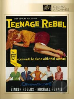 Teenage Rebel DVD Cover Art