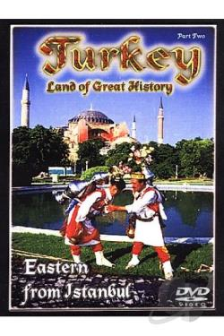 Turkey - Part 2: Land of Great History DVD Cover Art