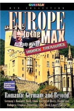 Europe to the Max: Hidden Treasures - Romantic Germany DVD Cover Art