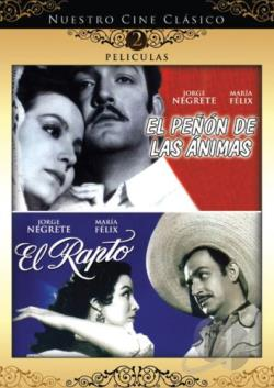 Penon de las Animas/ El Rapto DVD Cover Art