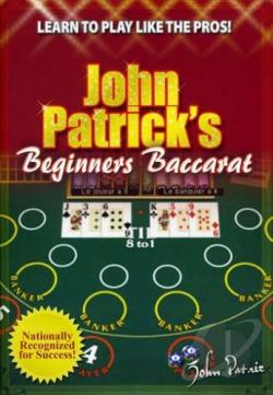Beginner Baccarat DVD Cover Art