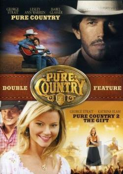 Pure Country/Pure Country 2: The Gift DVD Cover Art