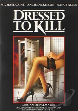 Dressed to Kill DVD Cover Art