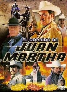 Corrido de Juan Martha DVD Cover Art