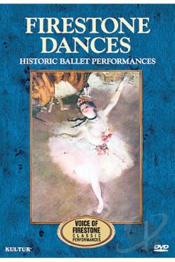 Firestone Dances DVD Cover Art
