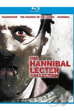 Hannibal Lecter Collection Giftset BRAY Cover Art