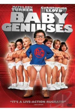 Baby Geniuses DVD Cover Art