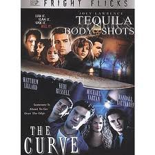 Tequila Body Shots/ The Curve DVD Cover Art