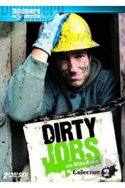 Discovery Channel - Dirty Jobs: Collection 2 DVD Cover Art