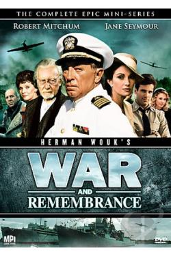 War and Remembrance - The Complete Series DVD Cover Art