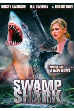 Swamp Shark DVD Cover Art