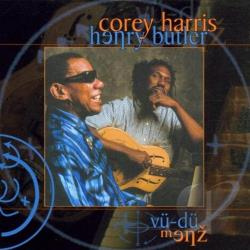Butler, Henry / Harris, Corey - Vu-Du Menz CD Cover Art