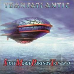 Transatlantic - SMPTe CD Cover Art