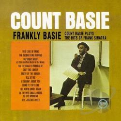 Basie, Count - Frankly Basie: Count Basie Plays The Hits Of Frank Sinatra CD Cover Art