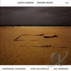 Hussain, Zakir - Making Music CD Cover Art