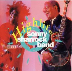 Sharrock, Sonny - Highlife CD Cover Art