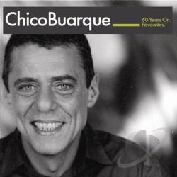 Buarque, Chico - Favourites CD Cover Art