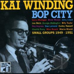 Winding, Kai - Bop City 1949-1951 CD Cover Art