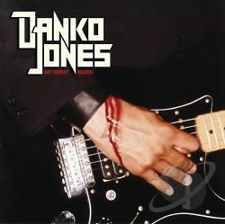Jones, Danko - We Sweat Blood CD Cover Art