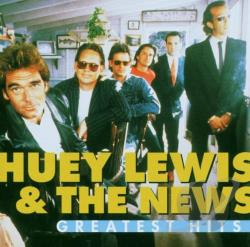 Lewis, Huey & The News - Greatest Hits CD Cover Art