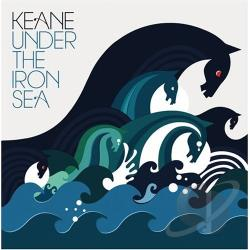 Keane - Under the Iron Sea CD Cover Art