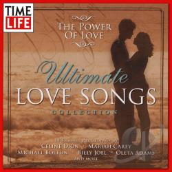 Ultimate Love Songs Collection The Power Of Love Cd Album