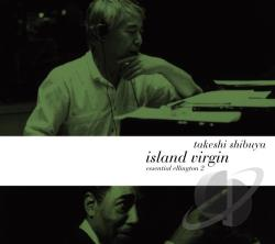 Shibuya, Takeshi - Island Virgin CD Cover Art