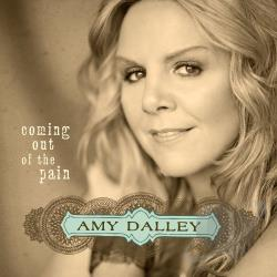 Dalley, Amy - Coming Out of the Pain CD Cover Art