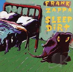Zappa, Frank - Sleep Dirt CD Cover Art