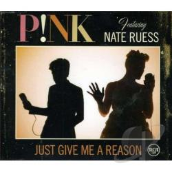 Pink - Just Give Me a Reason DS Cover Art