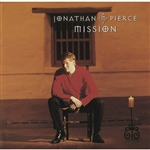 Pierce, Jonathan - Mission CD Cover Art